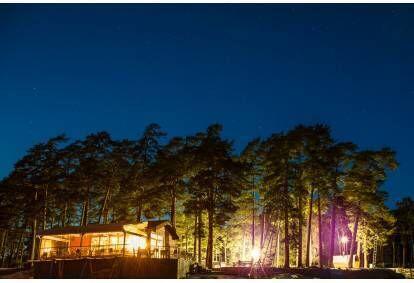 Brīvdienu atpūta un ūdens izklaides diviem BB Camping Liepājā