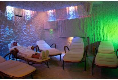 Sāls istabas apmeklējums Baltic Beach Hotel & SPA Jūrmalā