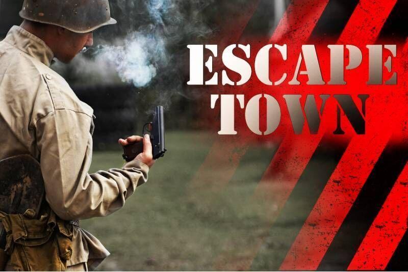 """Aizraujošs kvests """"Zelta Armijas Eliksīrs"""" no EscapeTown 1942"""