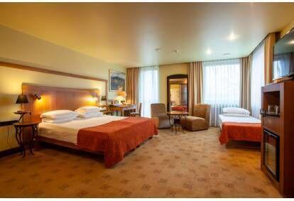 """Romantiškas poilsis viešbutyje """"Best Western Santaka"""""""