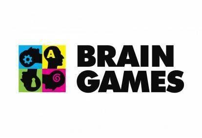 """Подарочная карта магазина  настольных игр """"Brain Games"""""""