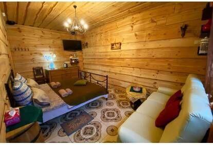 Romantiska atpūta ar privātu džakuzi un saunu viesnīcā Ķemeri