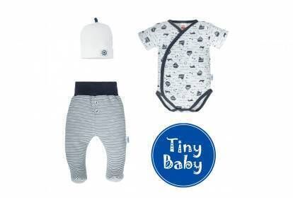 Internetveikala www.tinybaby.lv dāvanu karte - apģērbi un aksesuāri mazulīšiem
