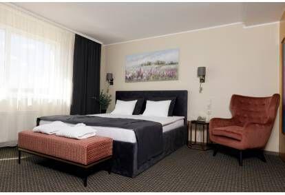 """Relaksējoša nakšņošana SPA viesnīcā """"Ezeri"""""""