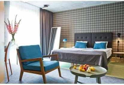"""Romantiska atpūta diviem """"Laiks sapņiem"""" viesnīcā KURSHI HOTEL & SPA Jūrmalā"""