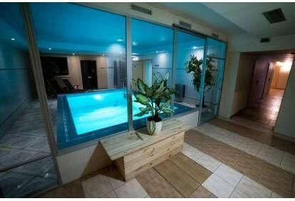 Расслабляющий Спа отдых в гостинице TIGRA в Приекули