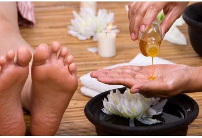 Таиландский массаж стоп