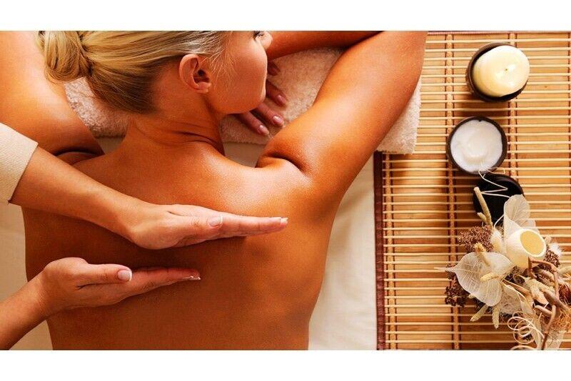 Kлассический массаж спины