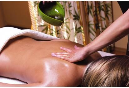 Аюрведа массаж спины для вашего отдыха