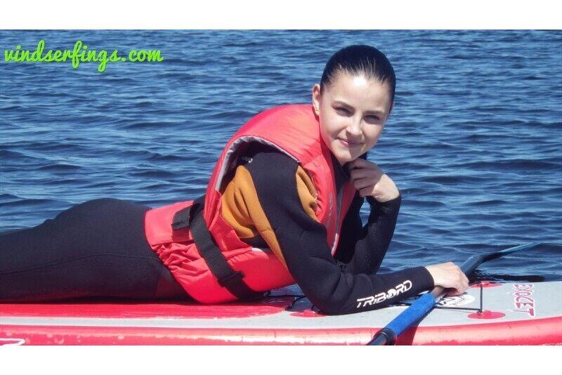 Профессиональное обучение и прокат  SUP серфингa