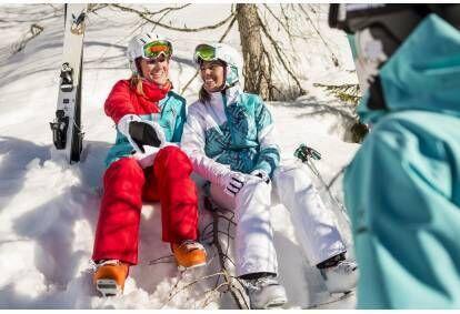 Катание на лыжах и сноуборде в Жагаркалнсе