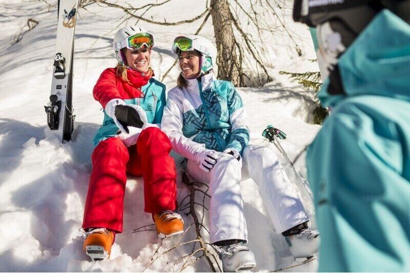 Катание на лыжах и сноуборде в Жагаркалнсе до 5 часов