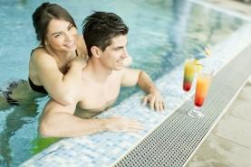 Ūdens parki, peldbaseini un saunas