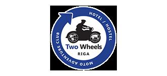 Two wheels